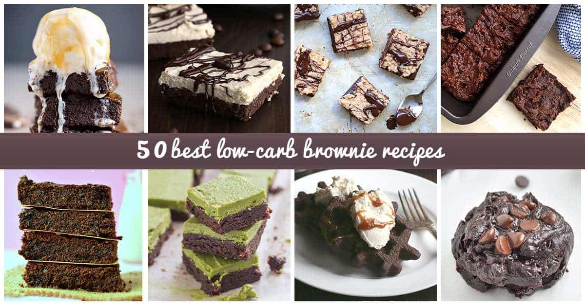 Low-Carb Brownies