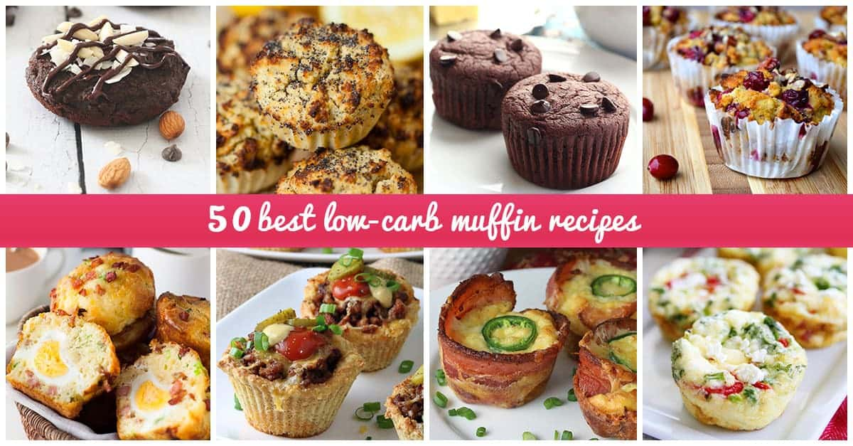 Best Low-Carb Muffin Recipes