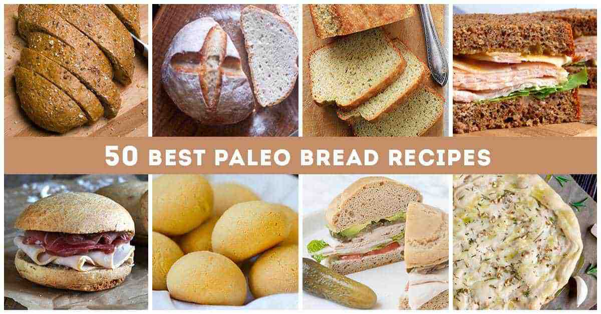 Best Paleo Bread Recipes