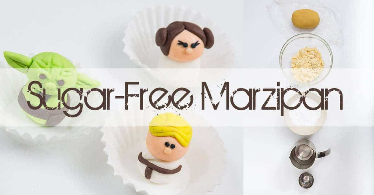Low-Carb Sugar-Free Marzipan