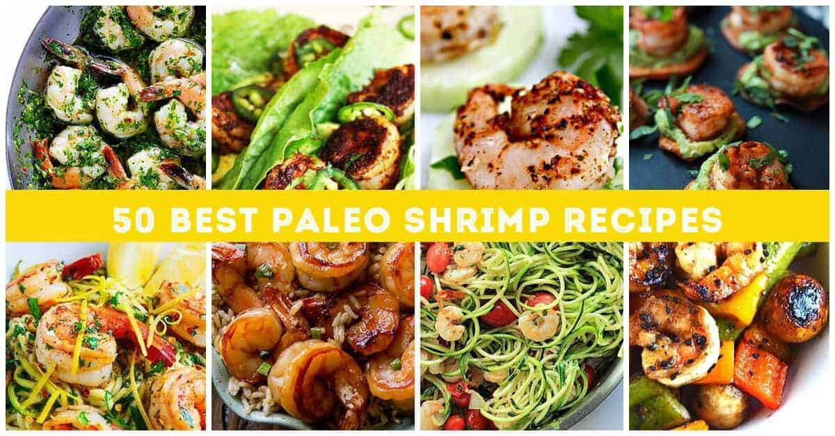 Paleo Shrimp Recipes