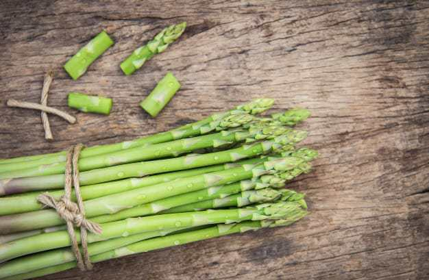 fresh asparagus recipes