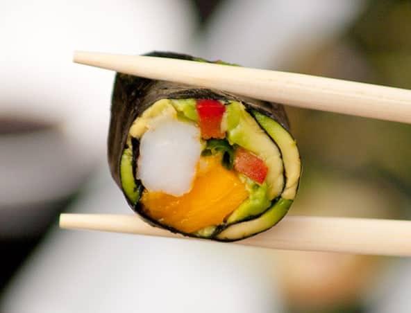 Riceless Soy Free Sushi Domo Arigato
