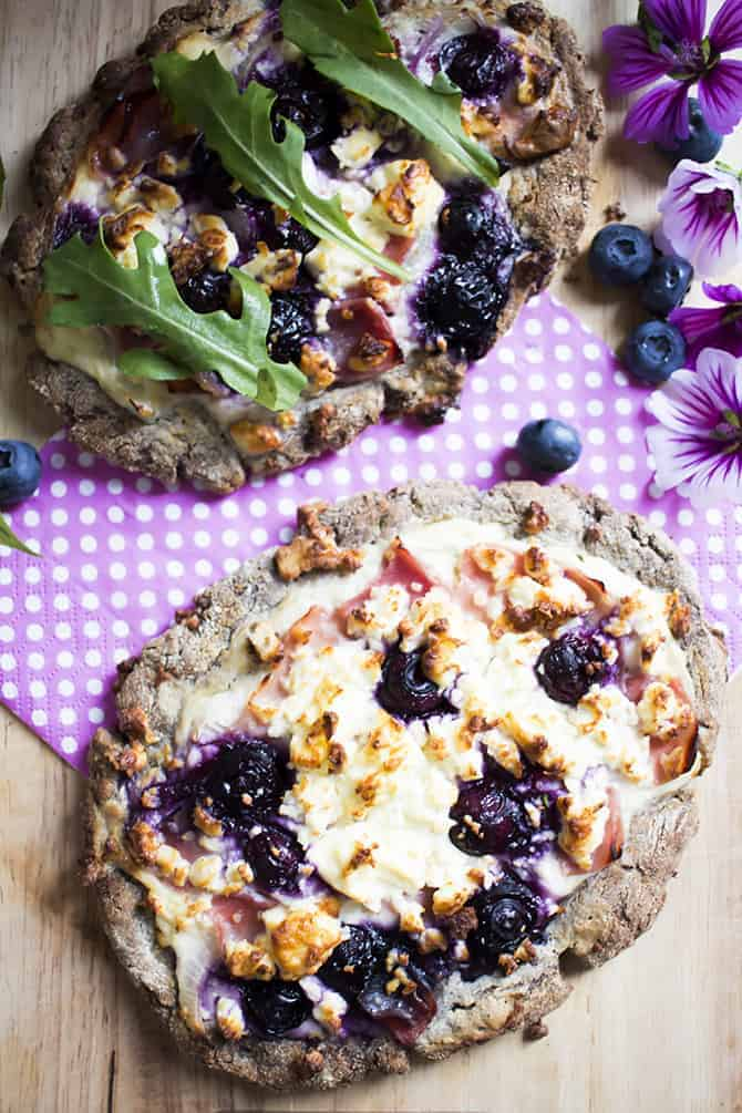 Rustikale Mini Pizzen