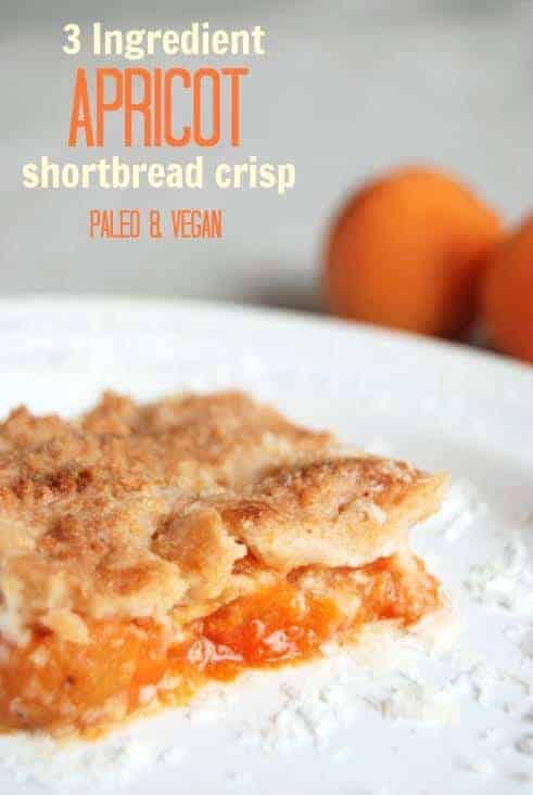 Shortbread Fruit Crisp