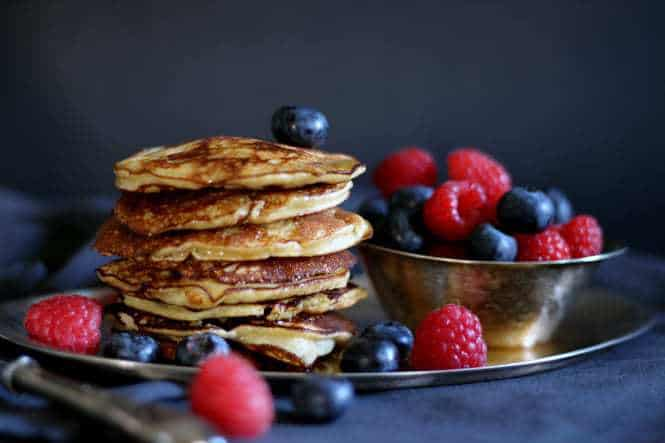Rezept Gusunde Pancakes