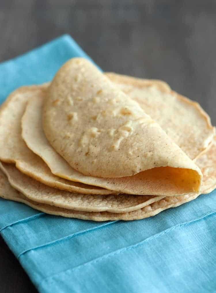Tortilla Recipe
