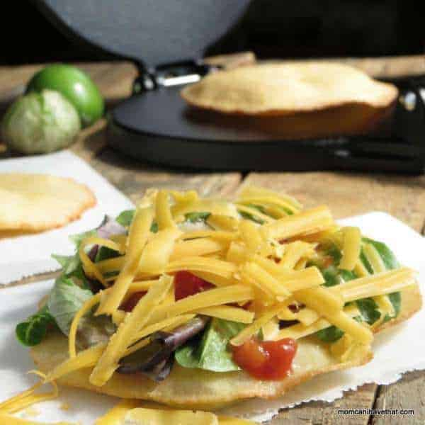 Low Carb Tortillas, Wraps And Chalupa Shells