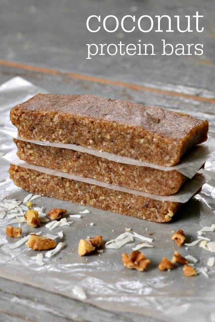 High Protein Foods Snack Bars Low Carb