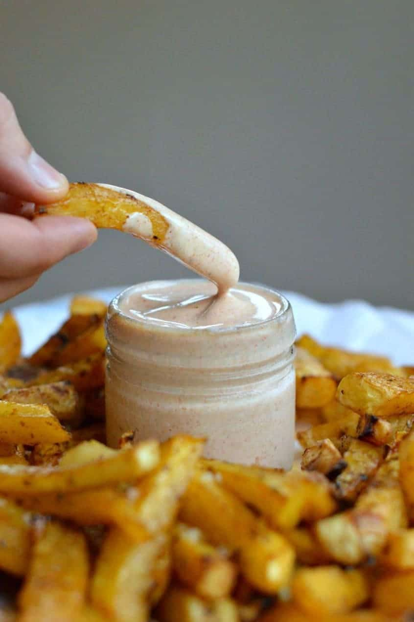 Low-carb French Fries