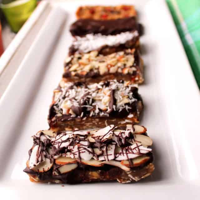 Protein Bars – No-Bake And Baked Versions