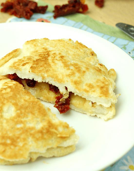 Healthy Coconut Flour Flatbread