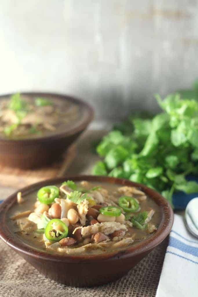 Low-Carb Mexican Chicken Soup