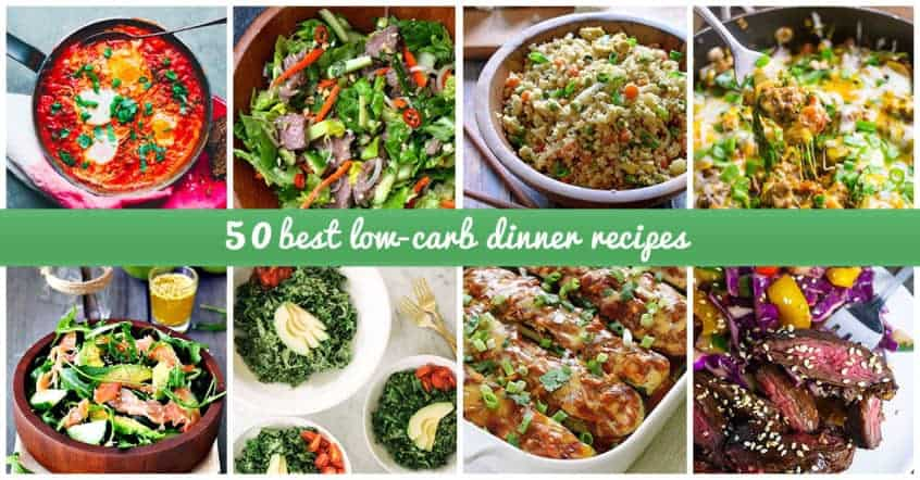 Low Carb Dinner Recipes