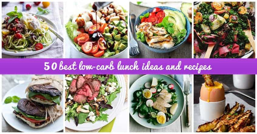 Low-Carb lunch ideas