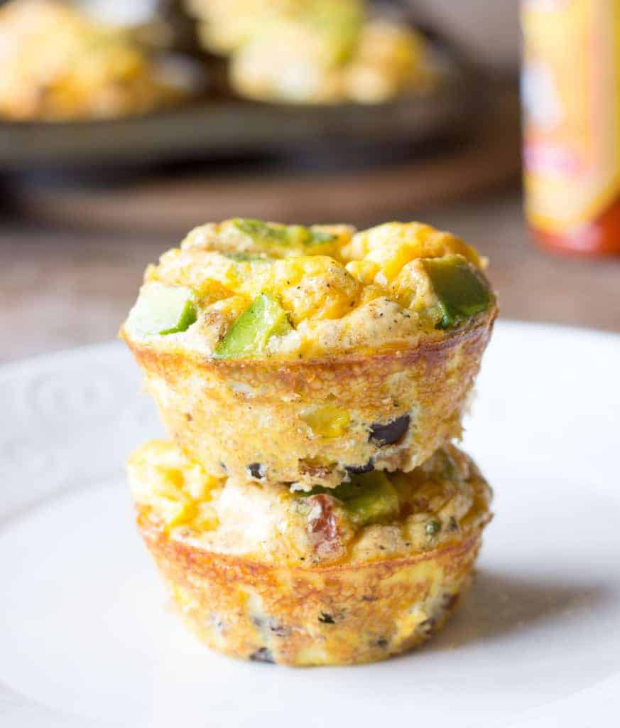 Mexican Breakfast Cups