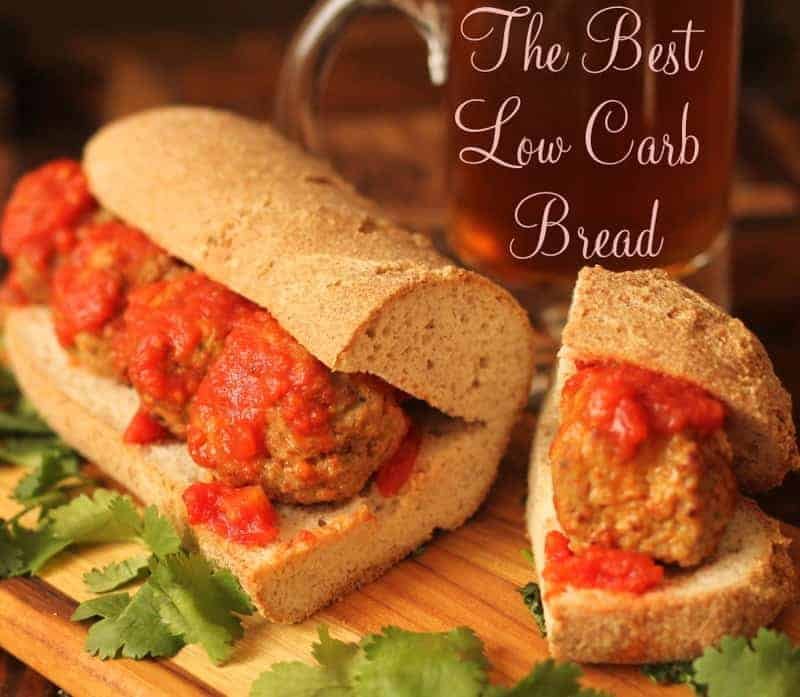 The Best Low-Carb Bread