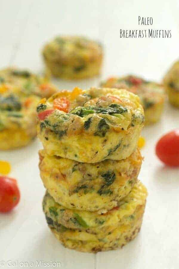 Paleo Breakfast Muffin
