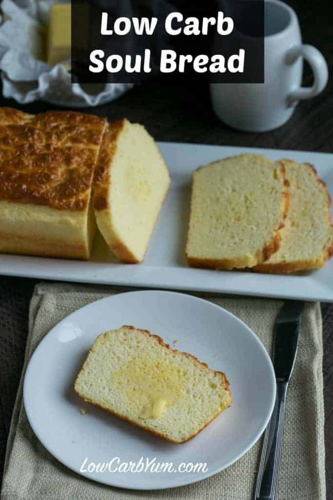 Low-Carb Soul Bread Recipes