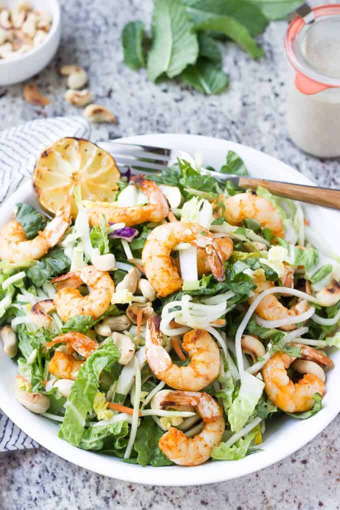 40. Thai Shrimp Salad