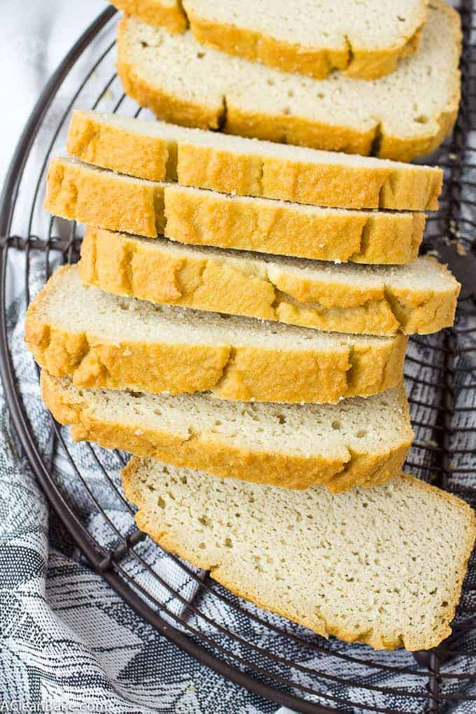 Low-Carb Sandwich Bread