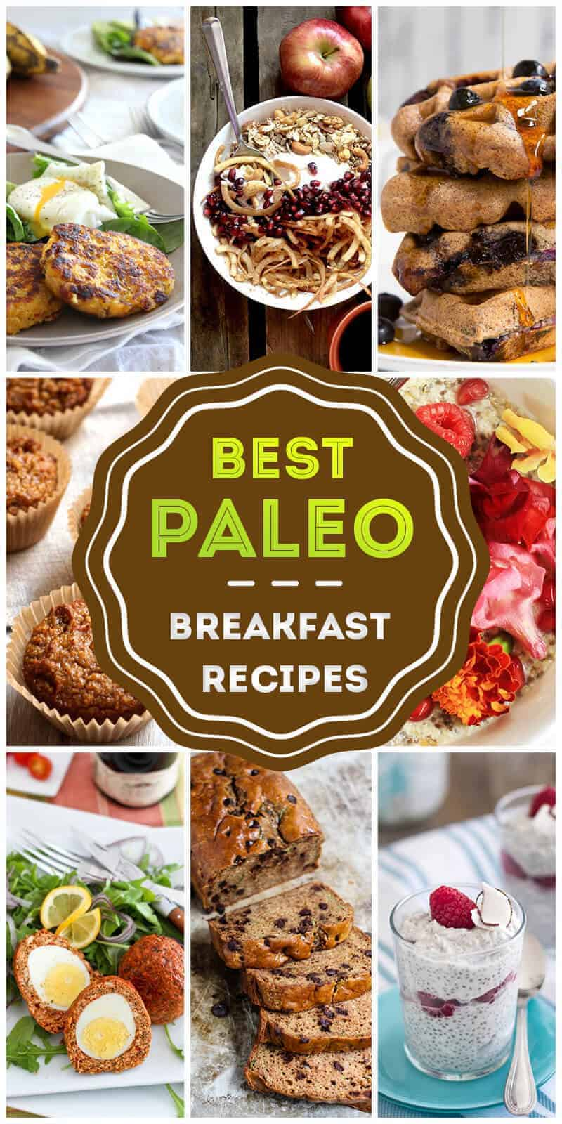 Best Paleo Breakfasts