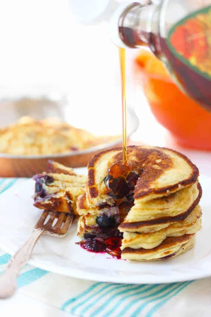 Fluffy Paleo Pancake