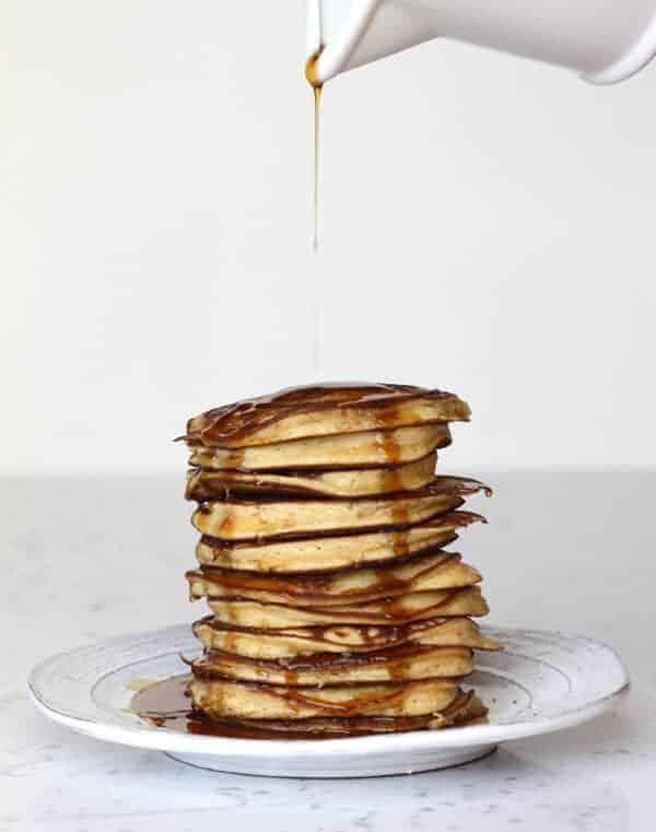 Best Ever Paleo Pancakes