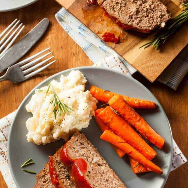 Grain Free Meatloaf