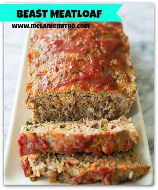 Beast Meatloaf Recipe