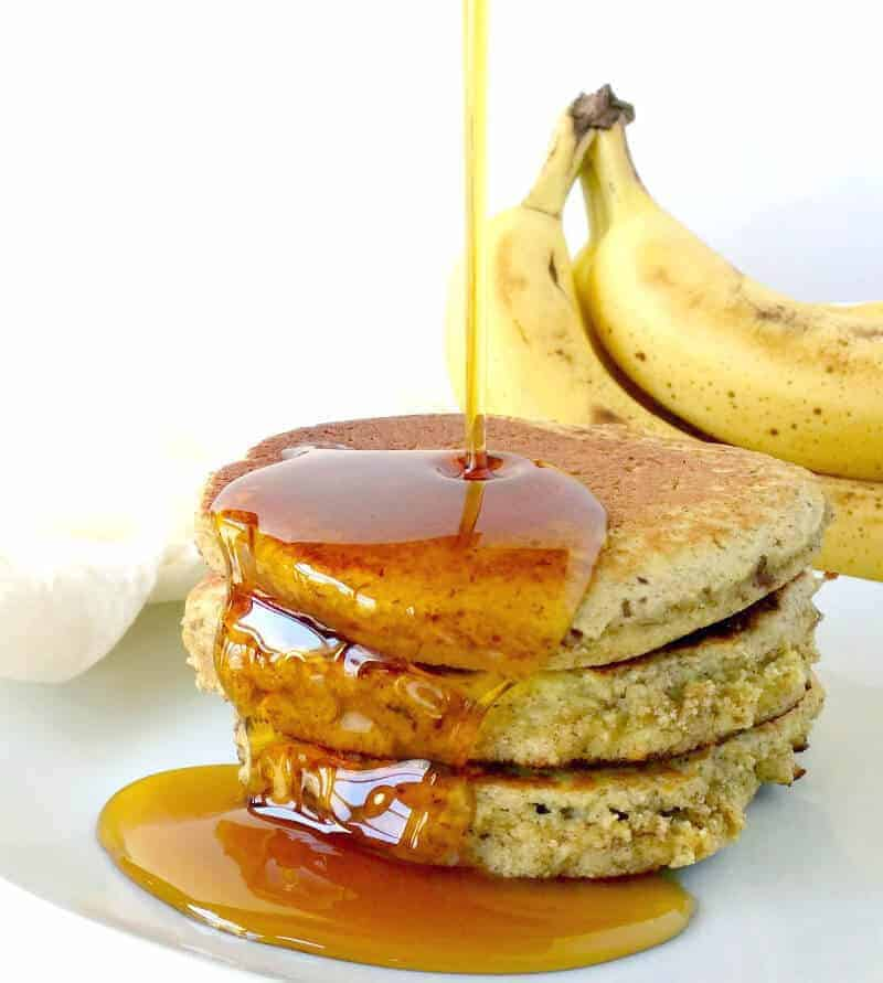 Easy, Fluffy Paleo Pancakes Recipe
