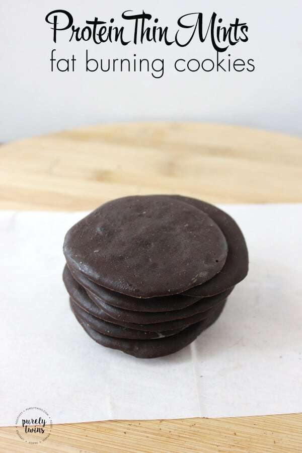 Raw Protein Thin Mints