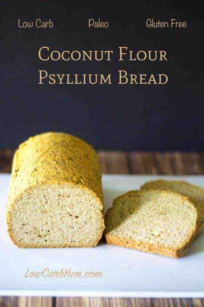 A Wonderfully Low-Carb Paleo Bread