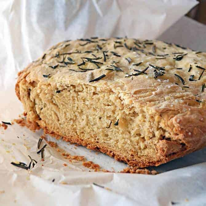 A Mouthwateringly Unique Paleo Bread