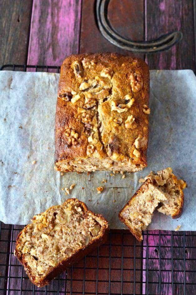 Merrymaker Mum'S Best Paleo Banana Bread