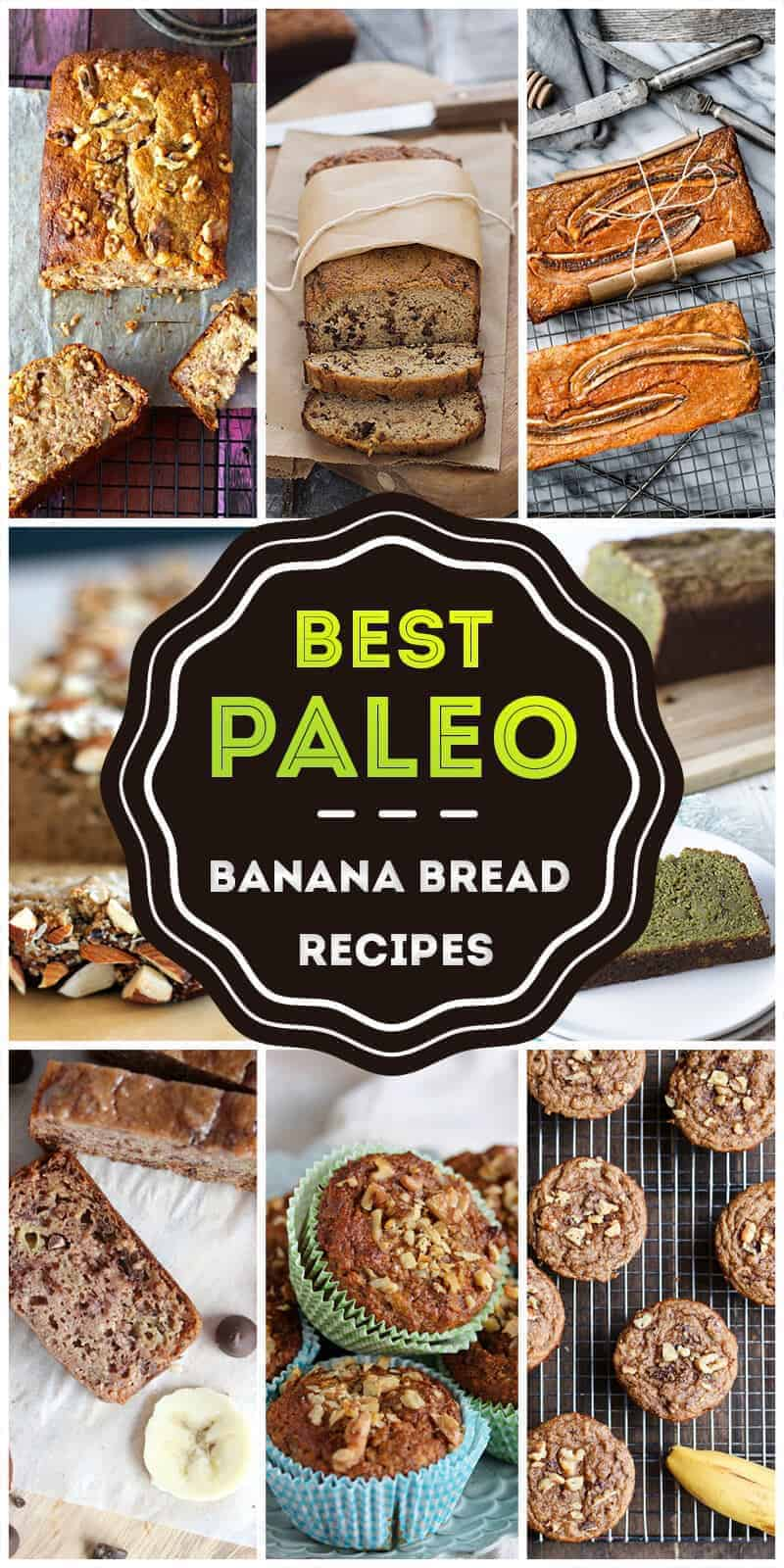 Paleo Banana Bread Ideas