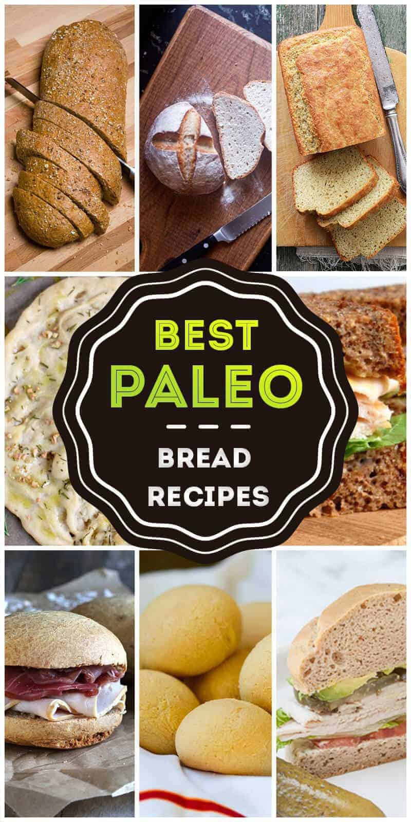 The 50 Best Paleo Bread Recipes in 2018