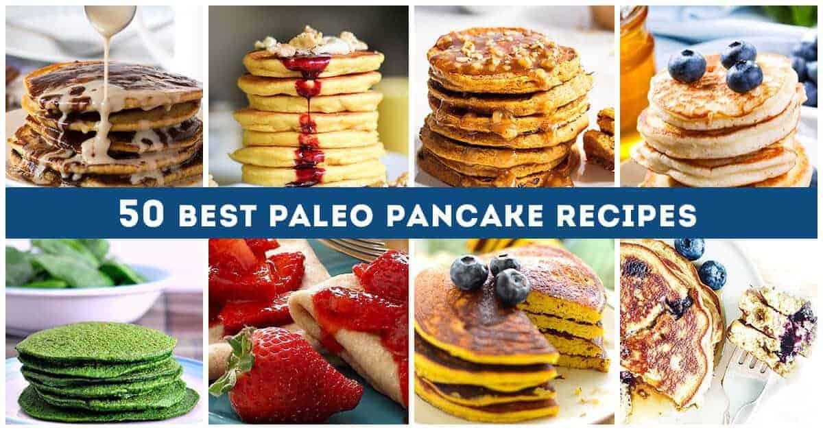 The Best Paleo Pancakes
