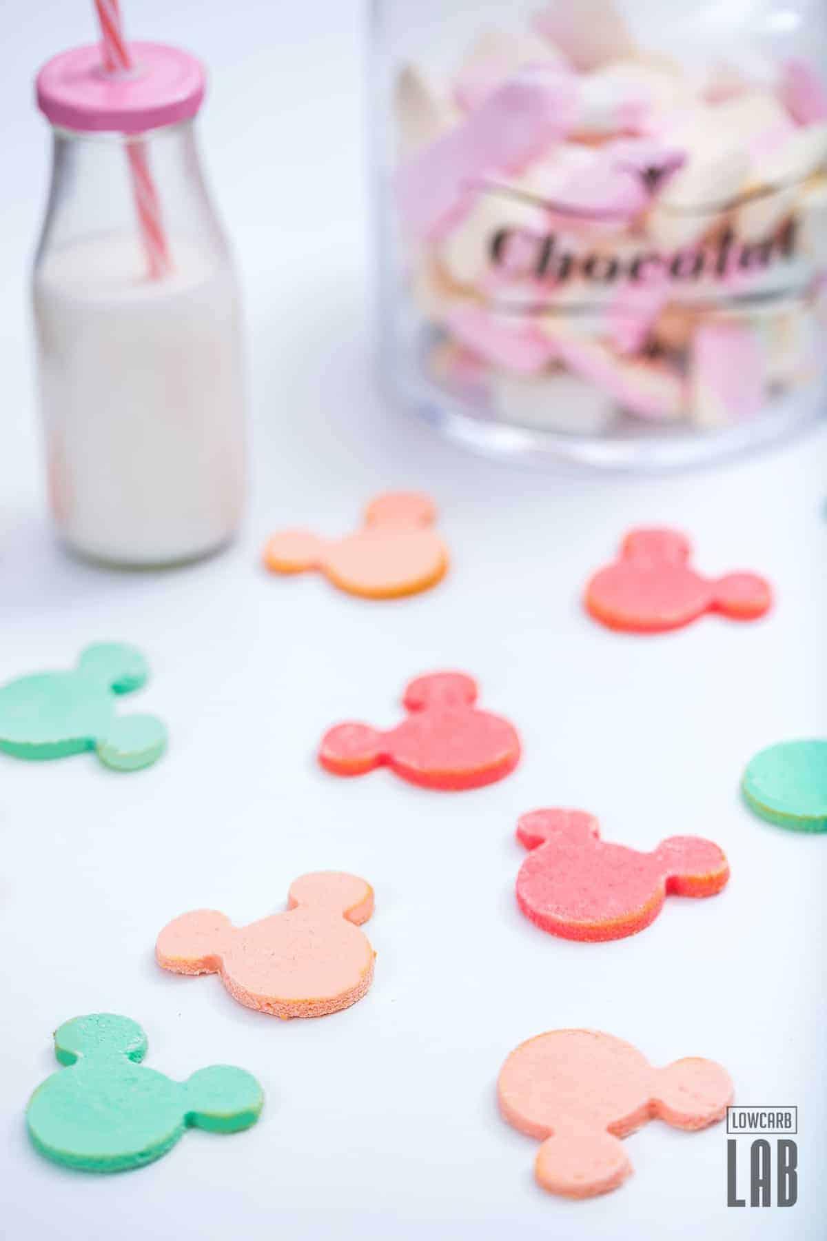 "Mickey ""Sugar"" Cookies"