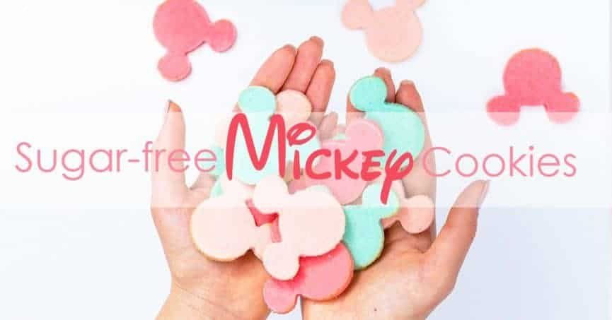 "Mickey ""Sugar"" Cookies"