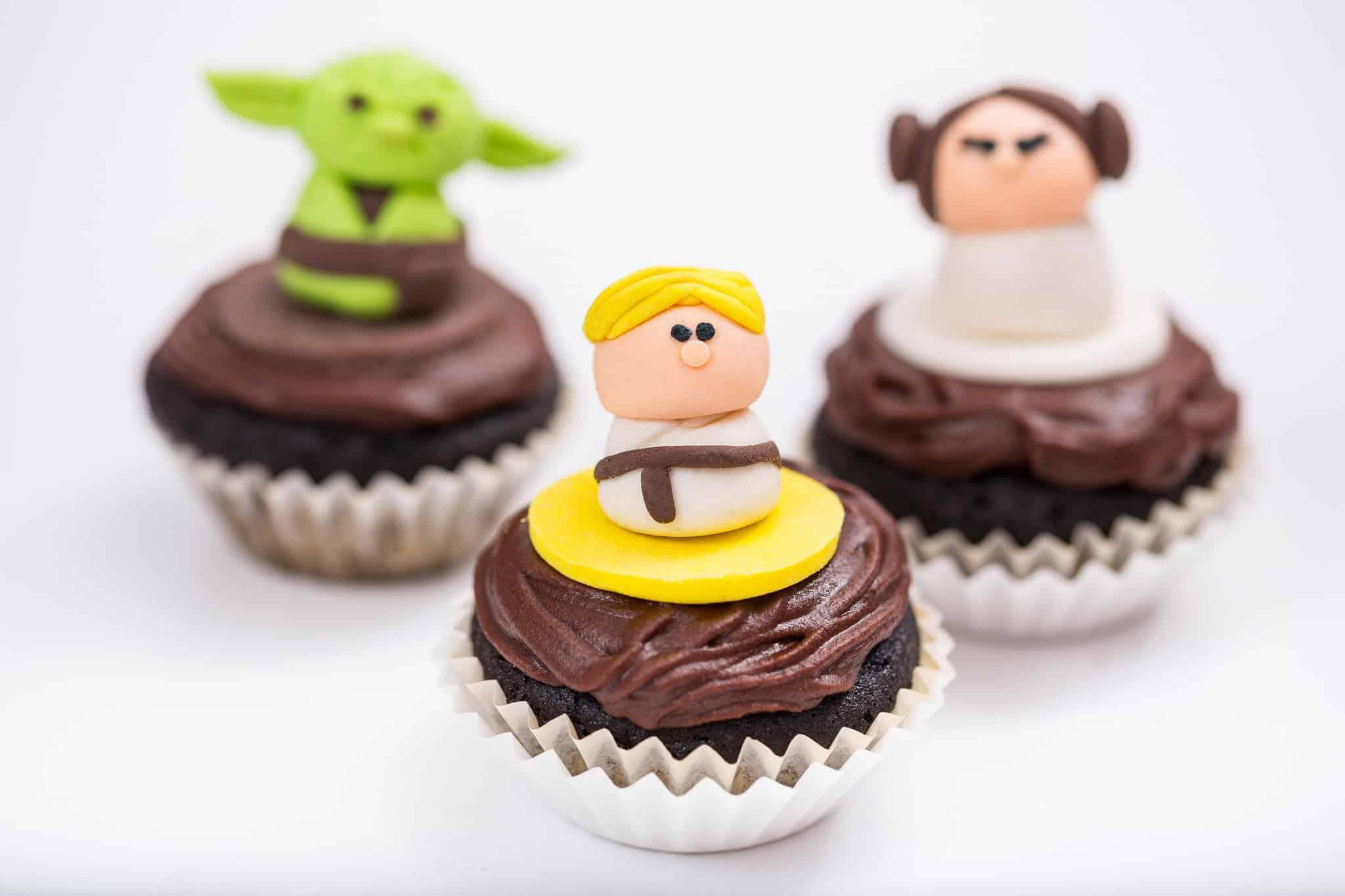 Daddy Cakes Cupcake Wars