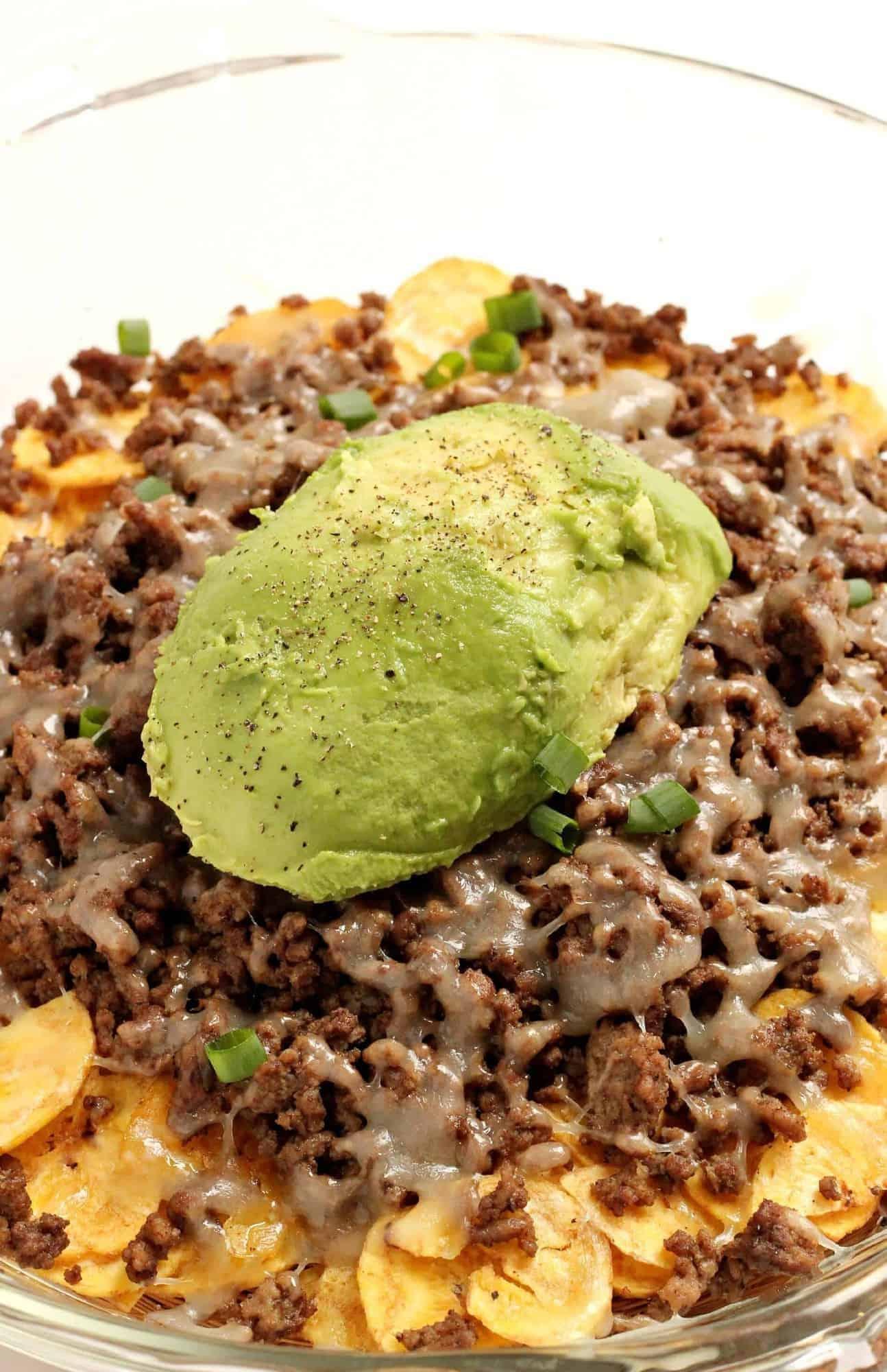 Paleo Nachos Recipe