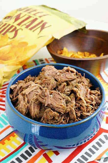 Caribbean Spiced Shredded Beef