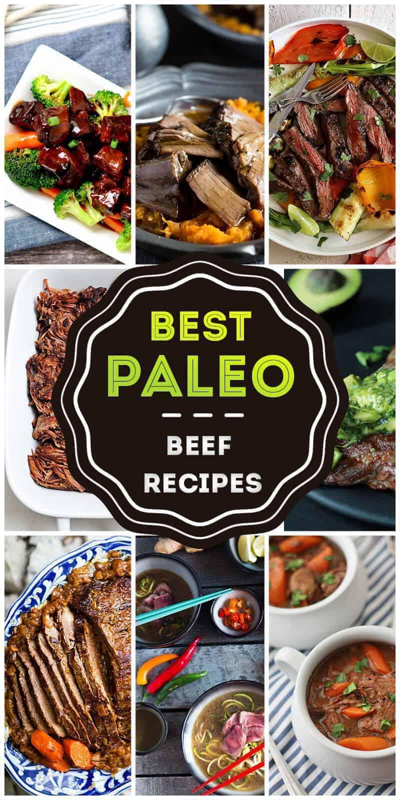 Paleo Beef