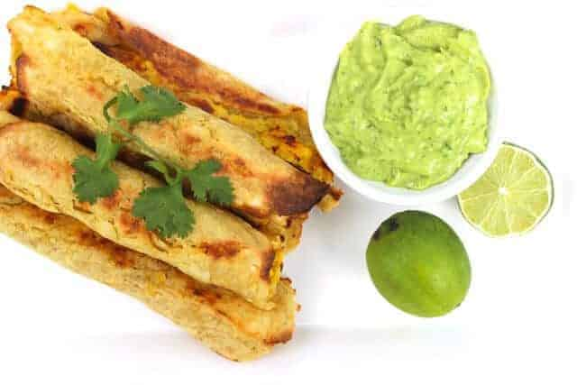 Chicken Taquitos by Predominantly Paleo (AIP)