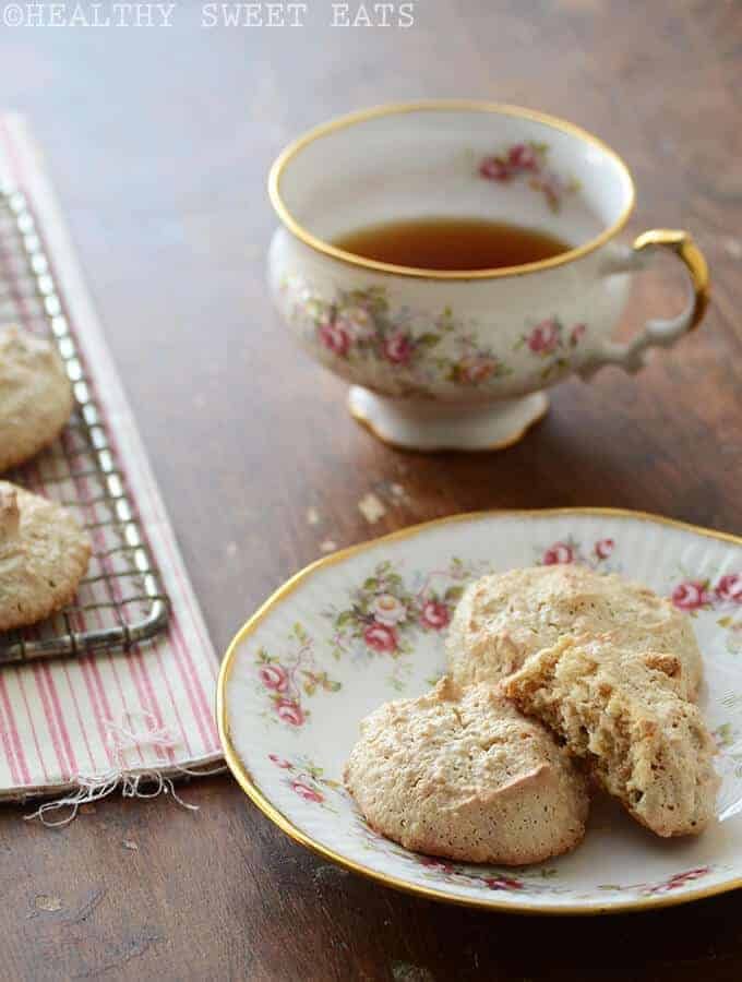 Chewy Butterscotch Maple Walnut Cookies