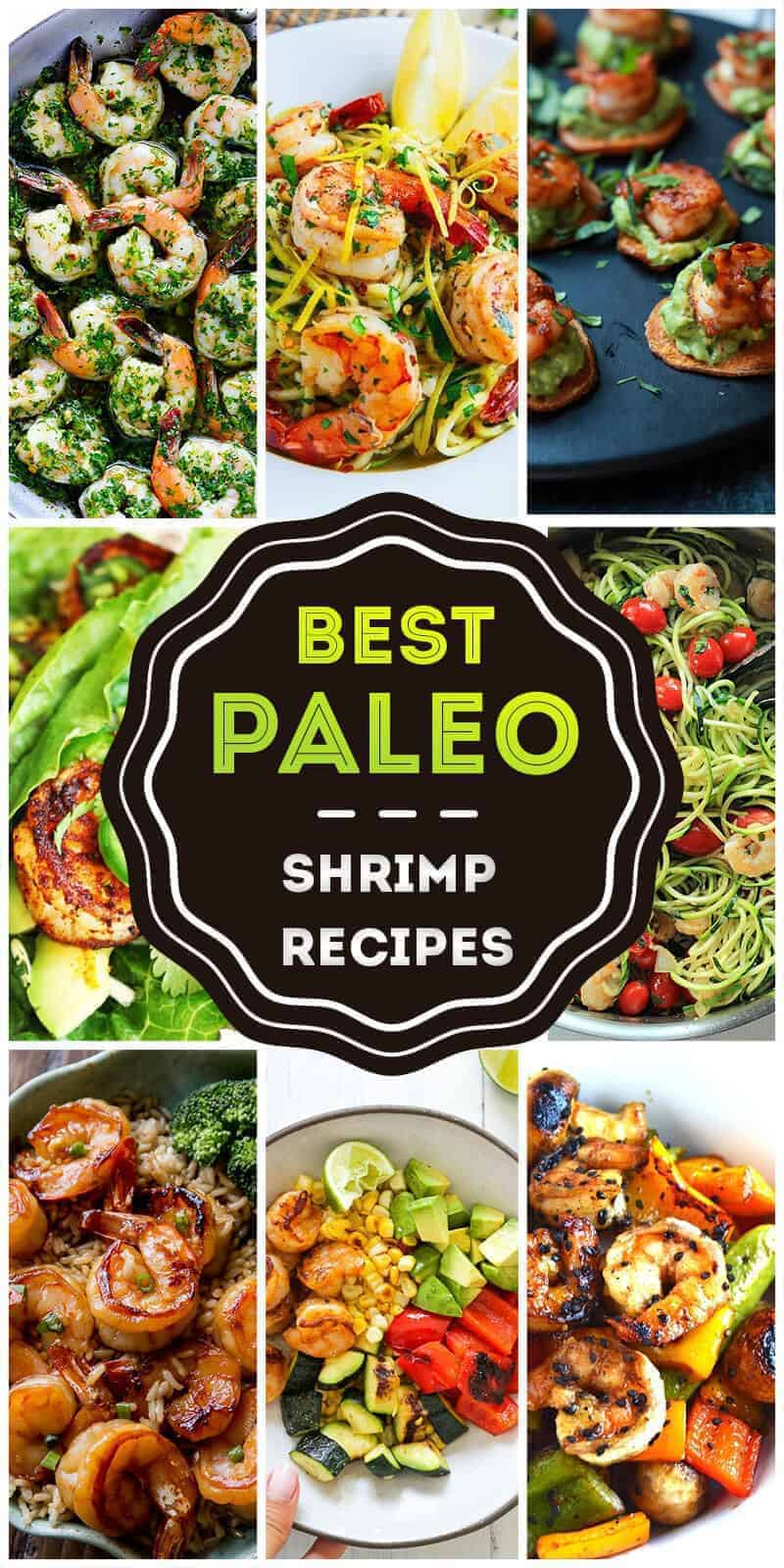Paleo Shrimps