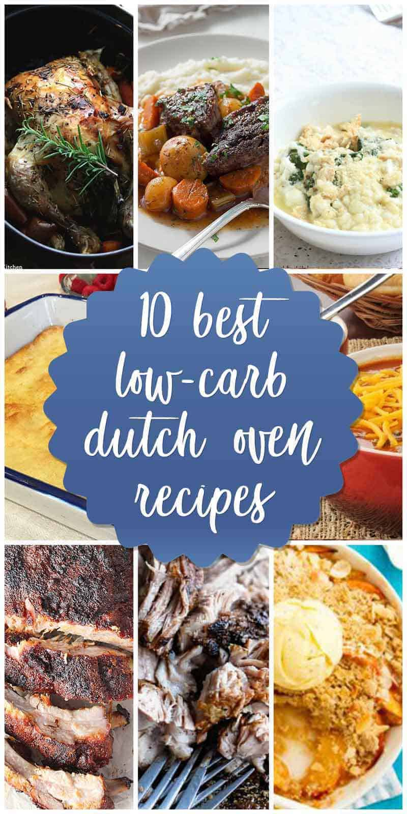10 Best Low Carb Dutch Oven Recipes