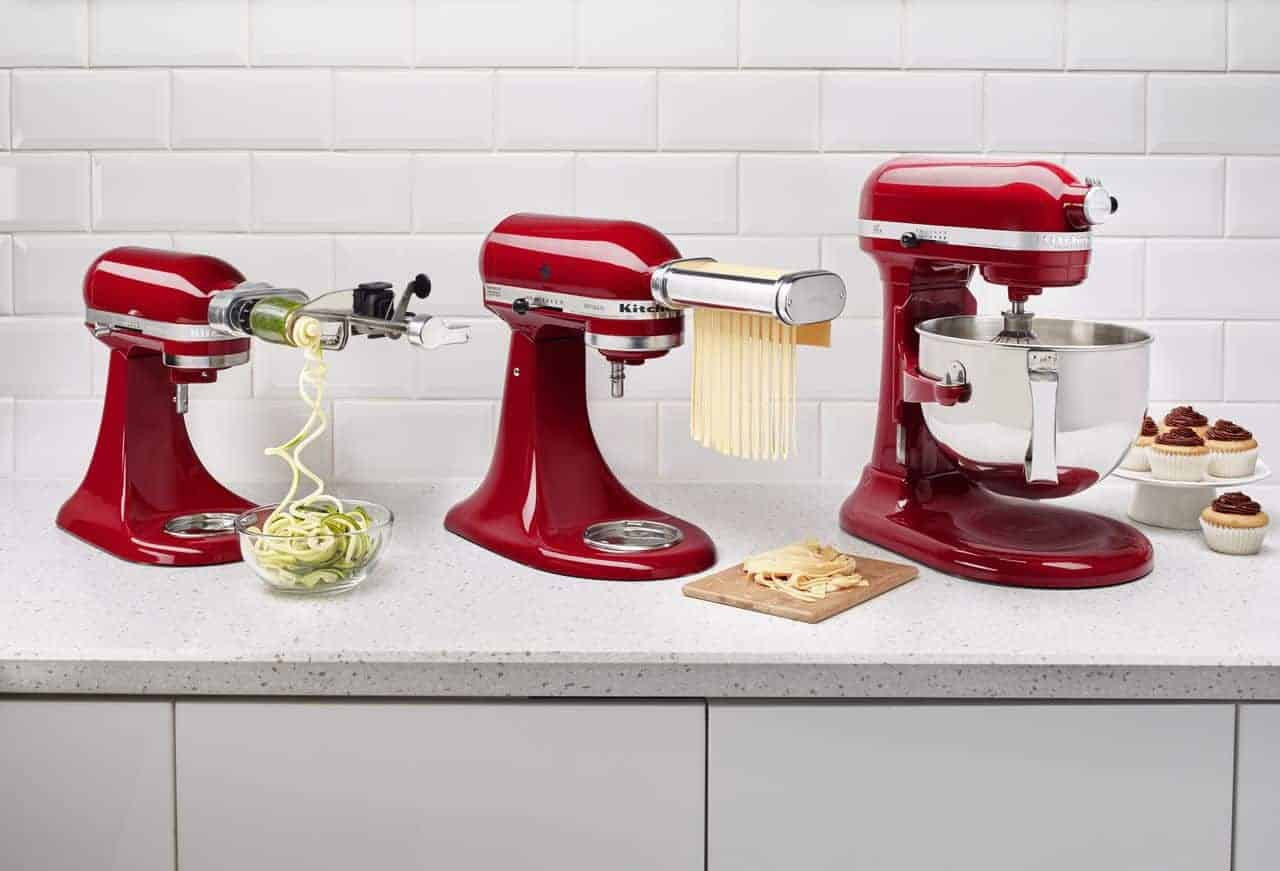 Best KitchenAid Stand Mixers